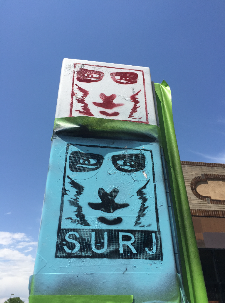 Art on the Ave, Denver, denver street art, denver art, surj denver, surj